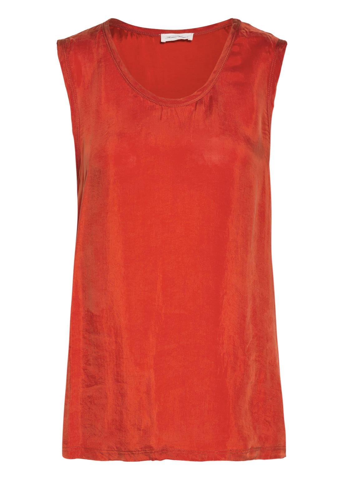 Image of American Vintage Blusentop orange
