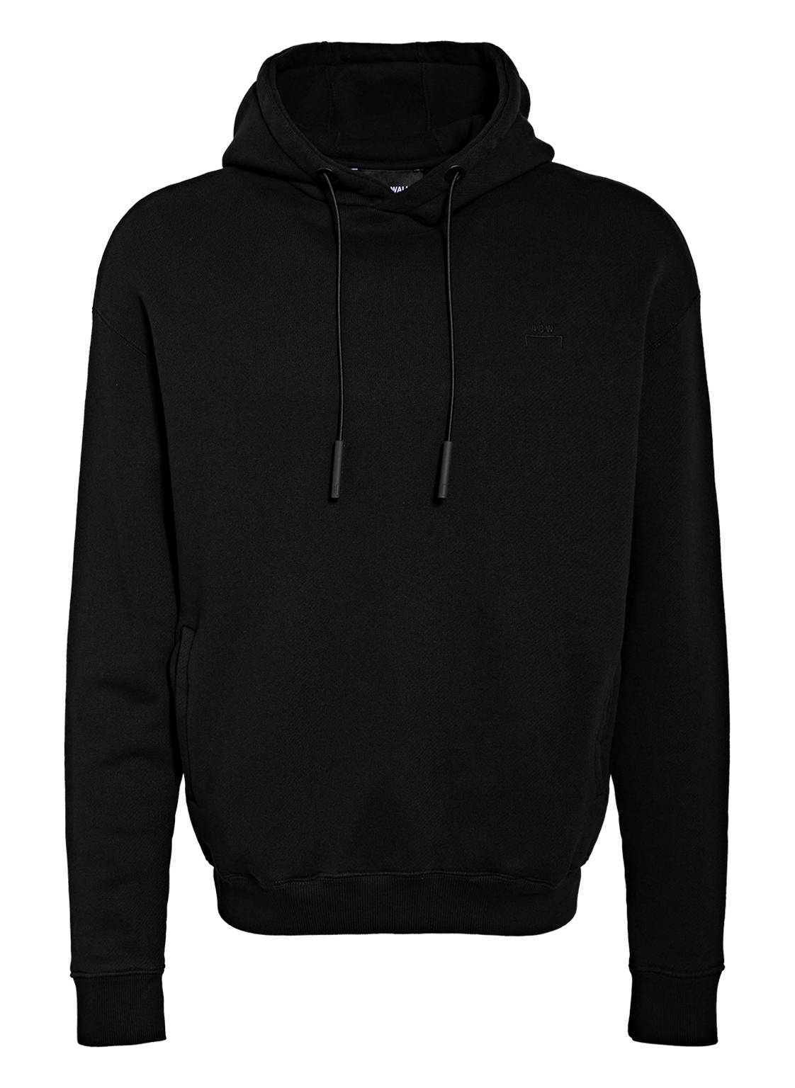 Image of A-Cold-Wall* Hoodie schwarz