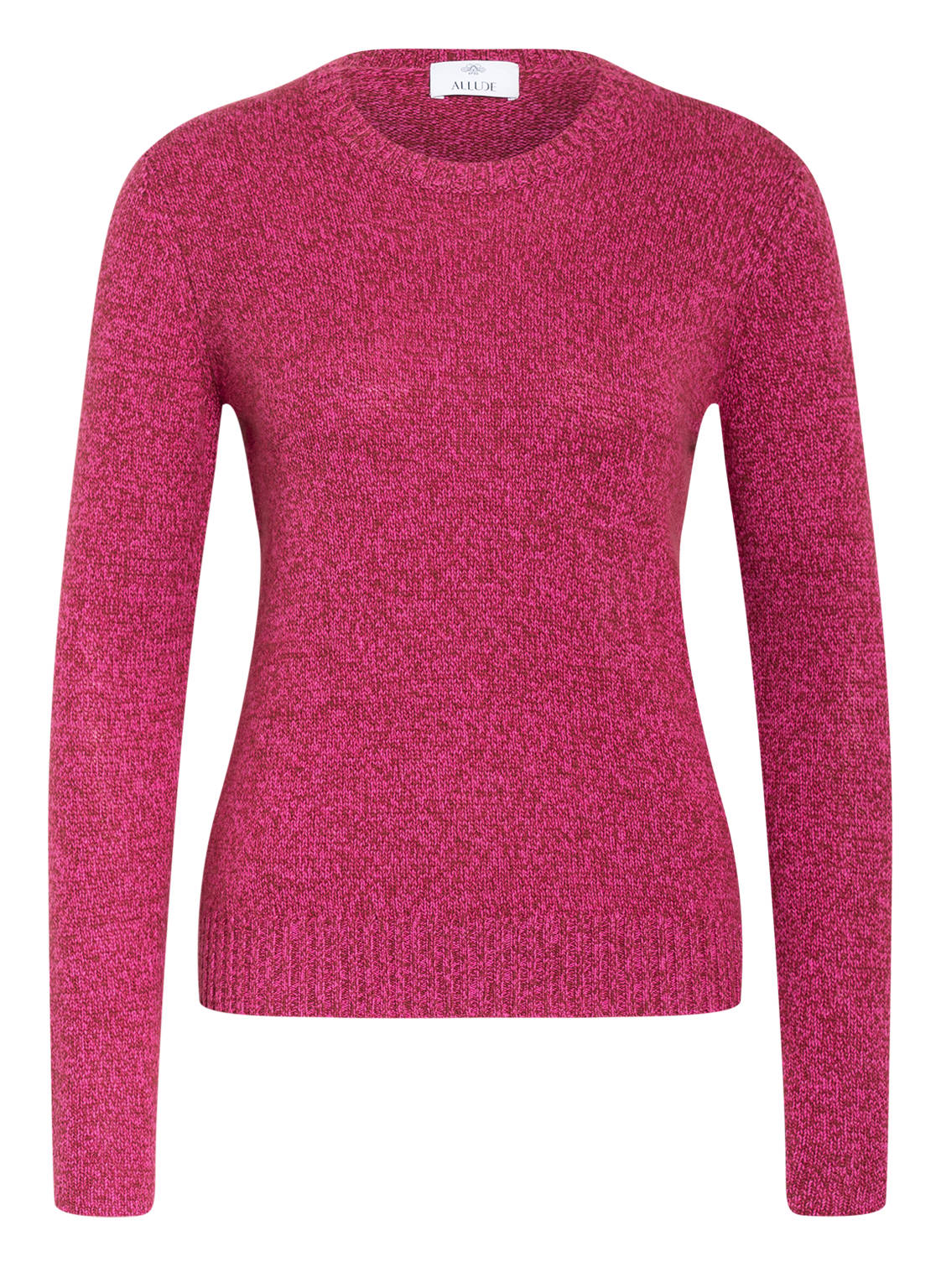 Image of Allude Cashmere-Pullover pink