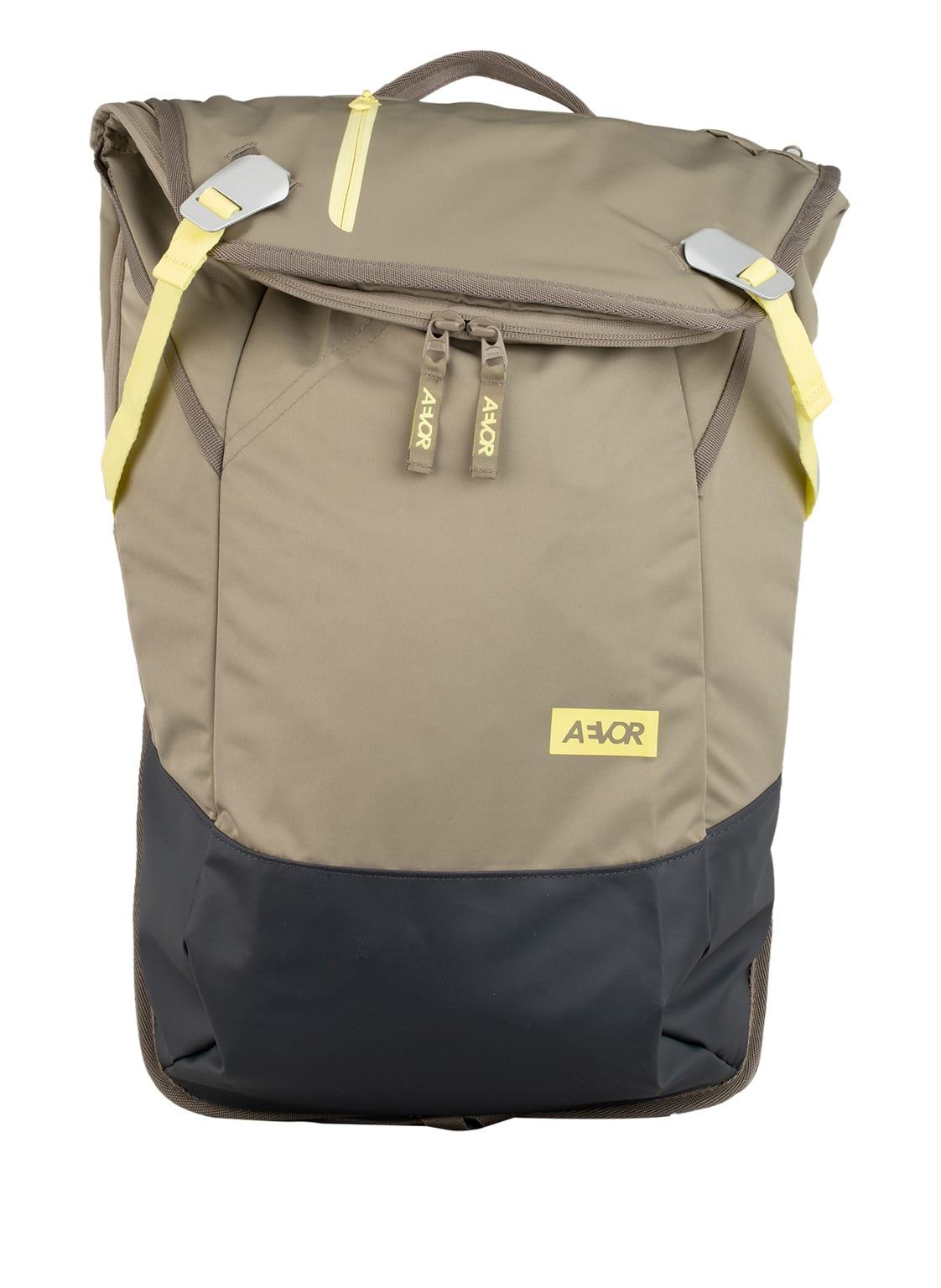 Image of Aevor Rucksack Daypack 18 L (Erweiterbar Auf 28 Liter) Mit Laptop-Fach gruen