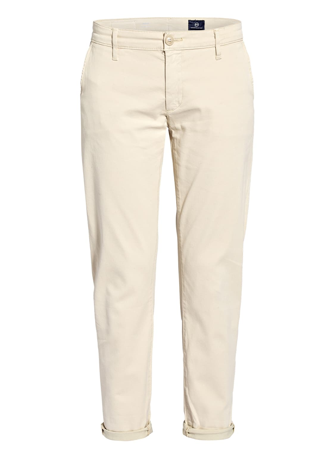 Image of Ag Jeans 7/8-Chino Caden beige