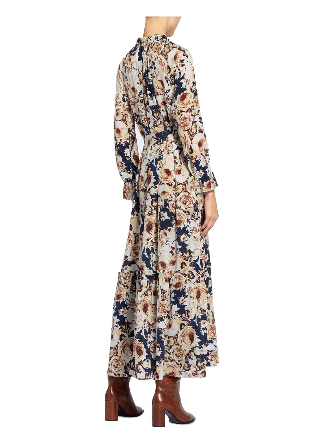 Damen Bekleidung Seidenkleid von Mrs & HUGS
