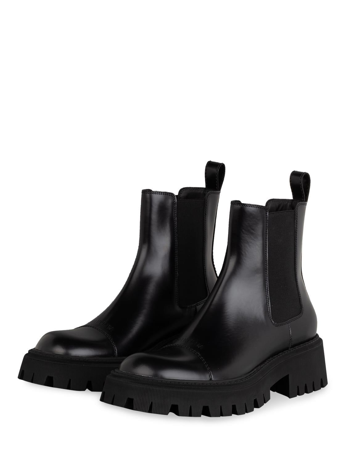 Image of Balenciaga Chelsea-Boots schwarz