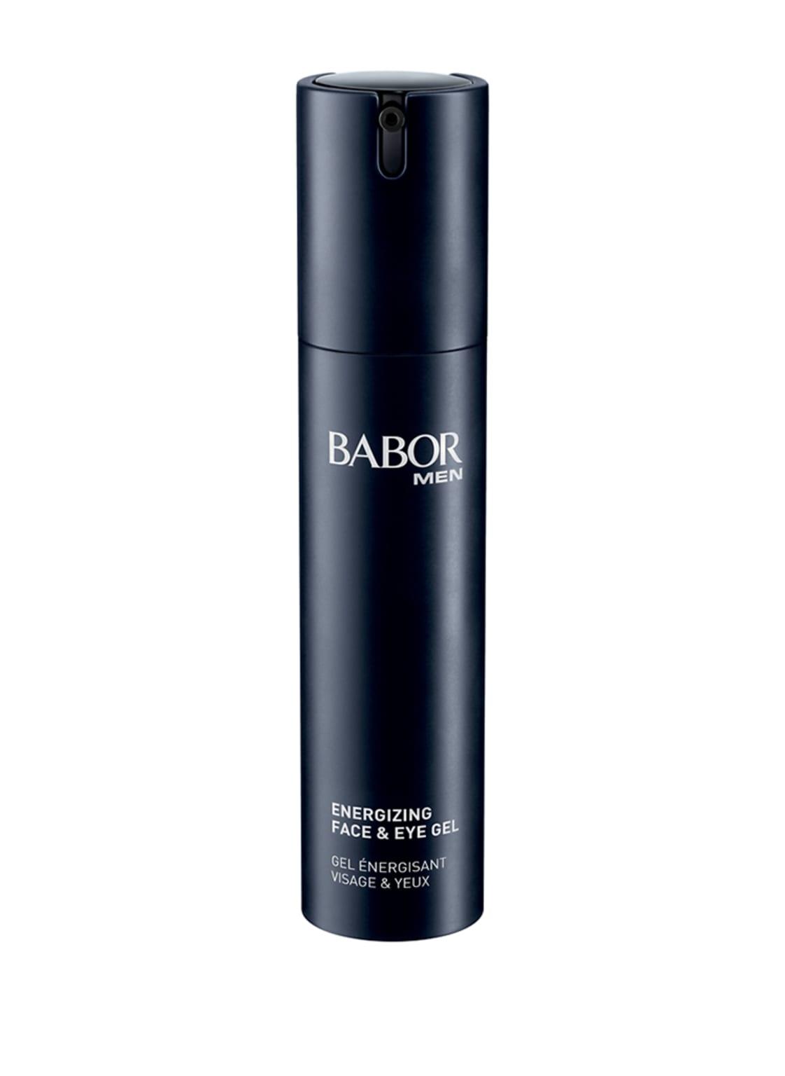 Image of Babor Babor Men Energizing Face & Eye Gel 50 ml