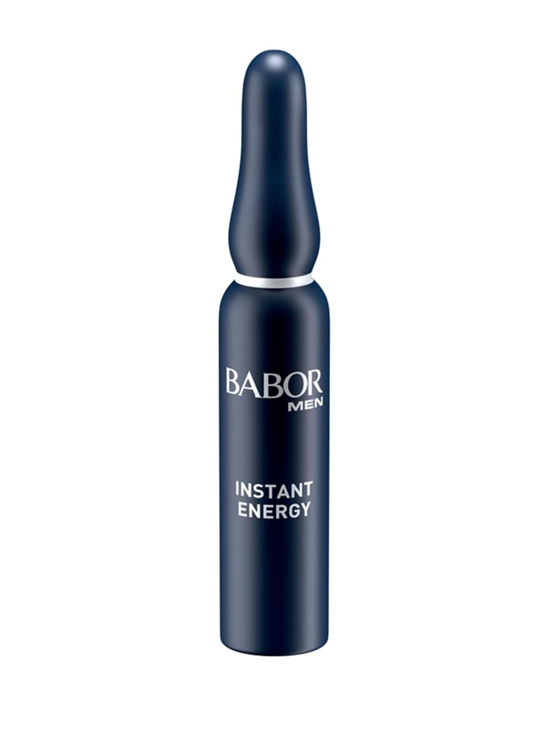 Image of Babor Babor Men Instant Energy (7x2ml) 14 ml