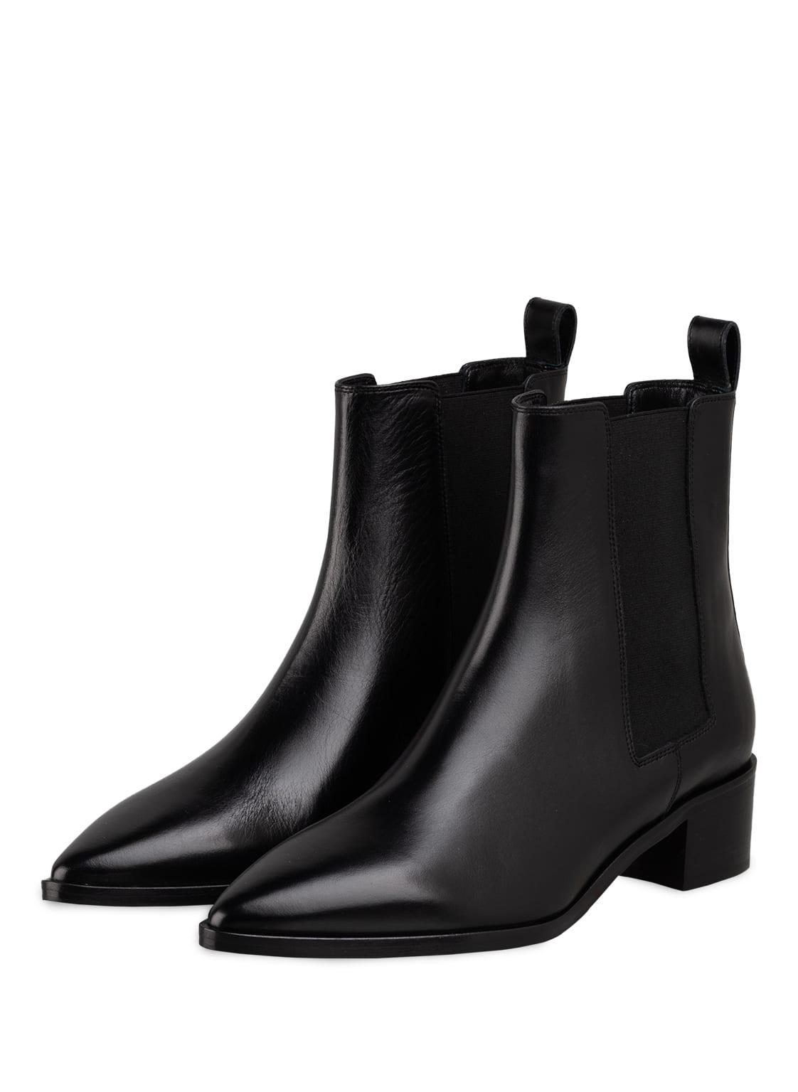 Image of Aeyde Chelsea-Boots schwarz