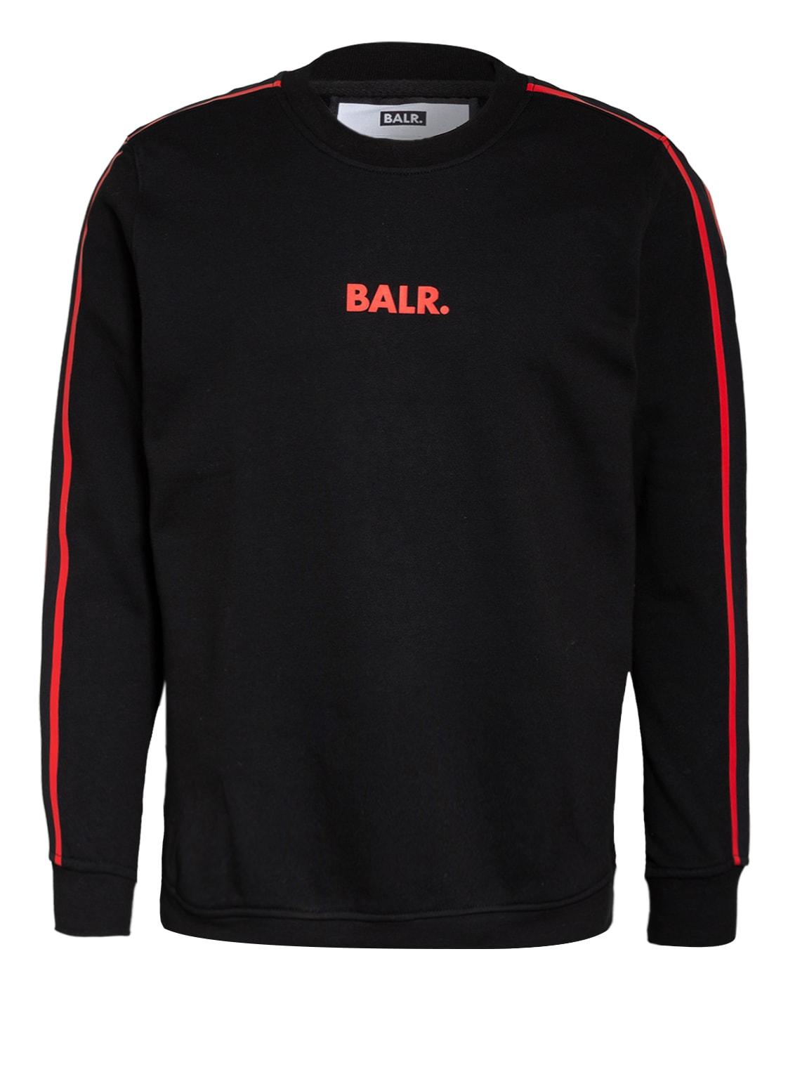 Image of Balr. Sweatshirt schwarz