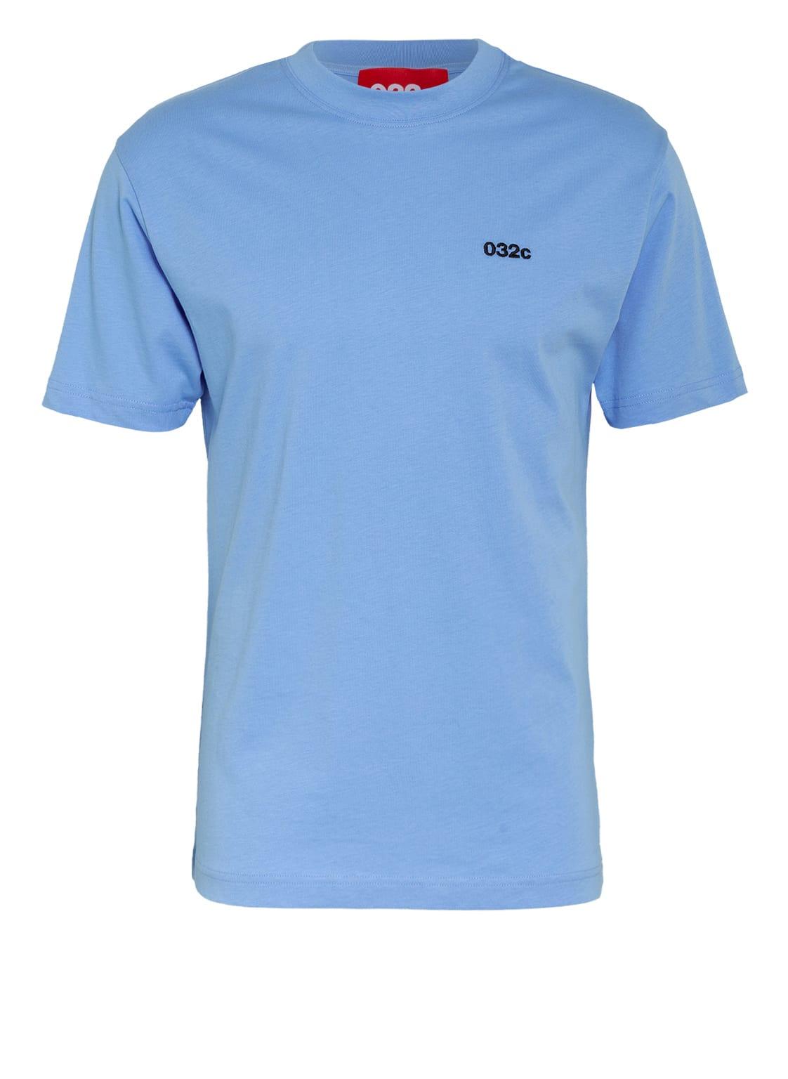 Image of 032c T-Shirt blau