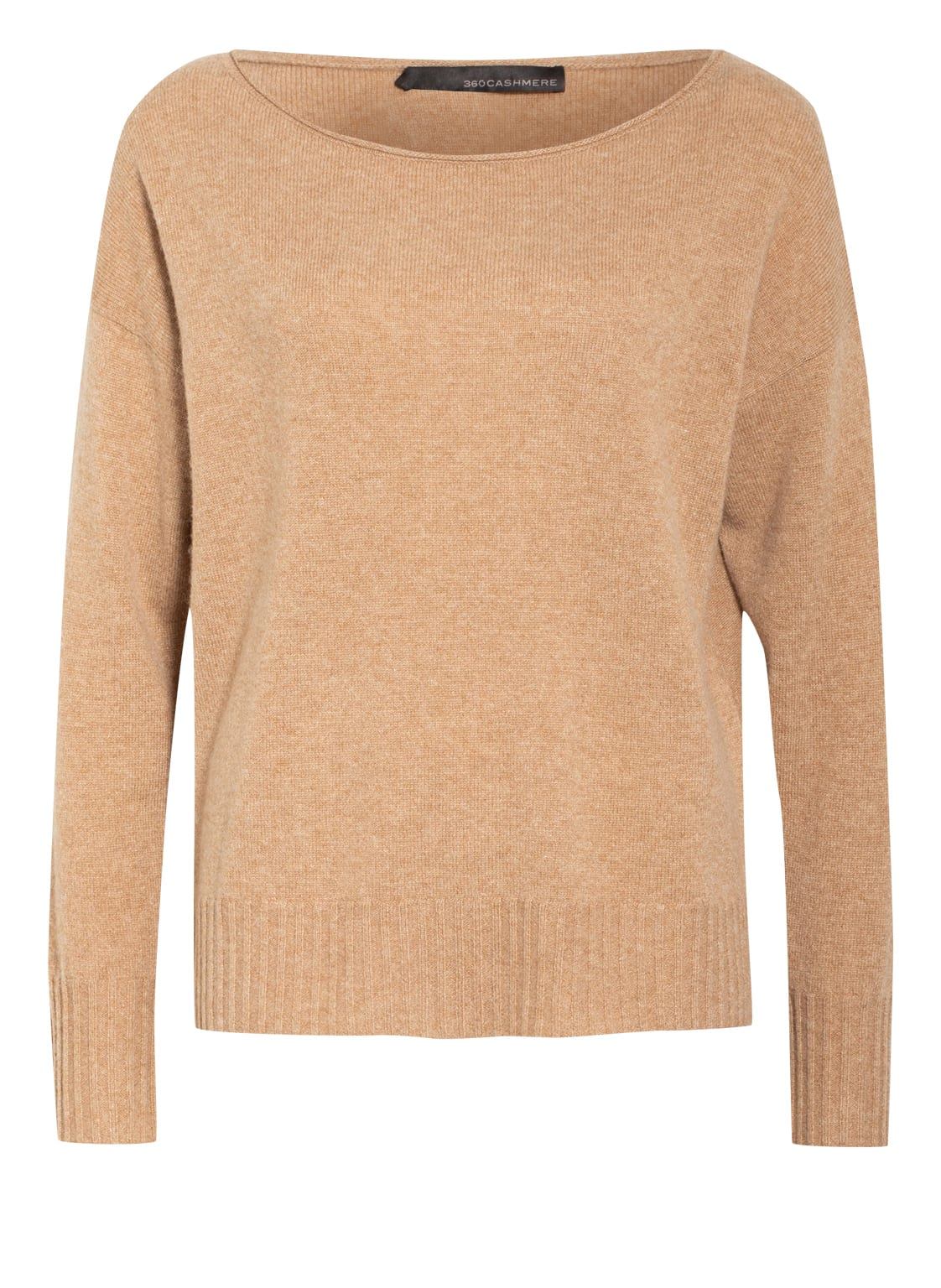 Image of 360cashmere Cashmere-Pullover braun