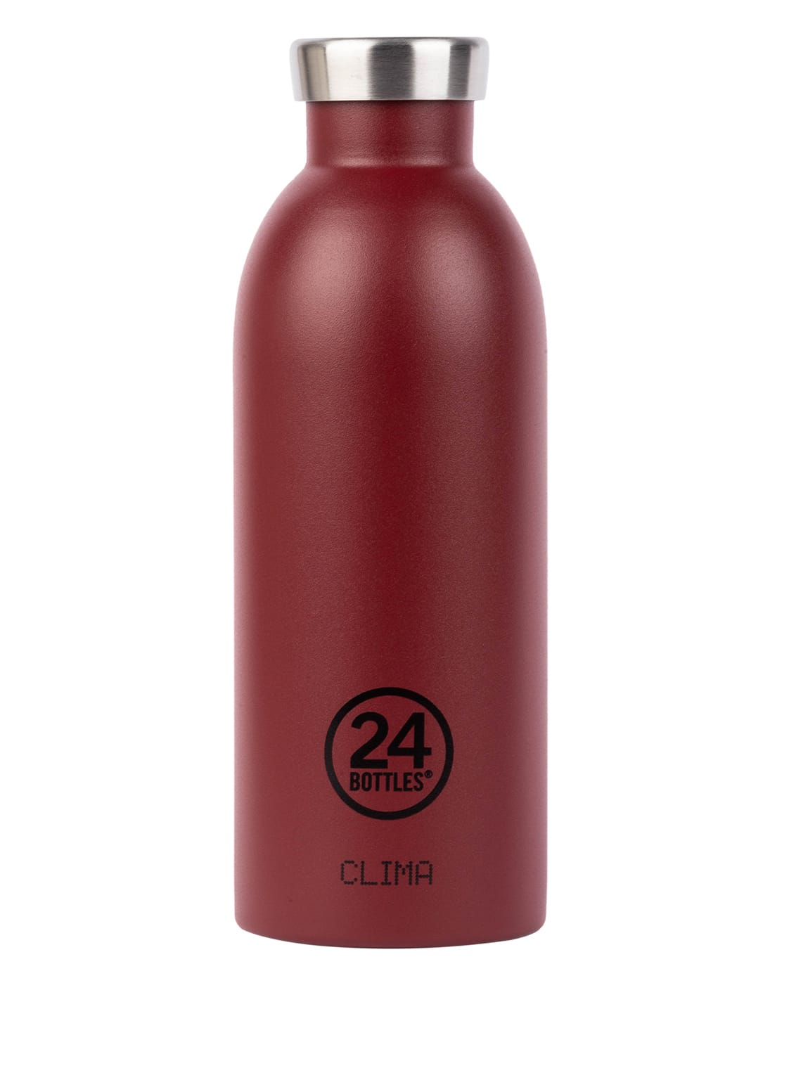 Image of 24bottles Isolierflasche Clima rot
