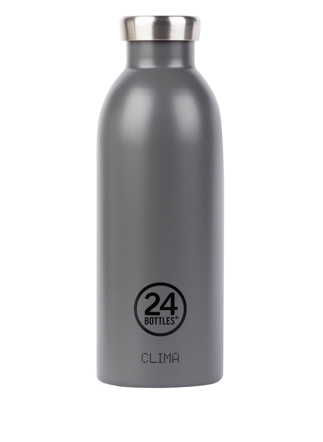 Image of 24bottles Isolierflasche Clima grau