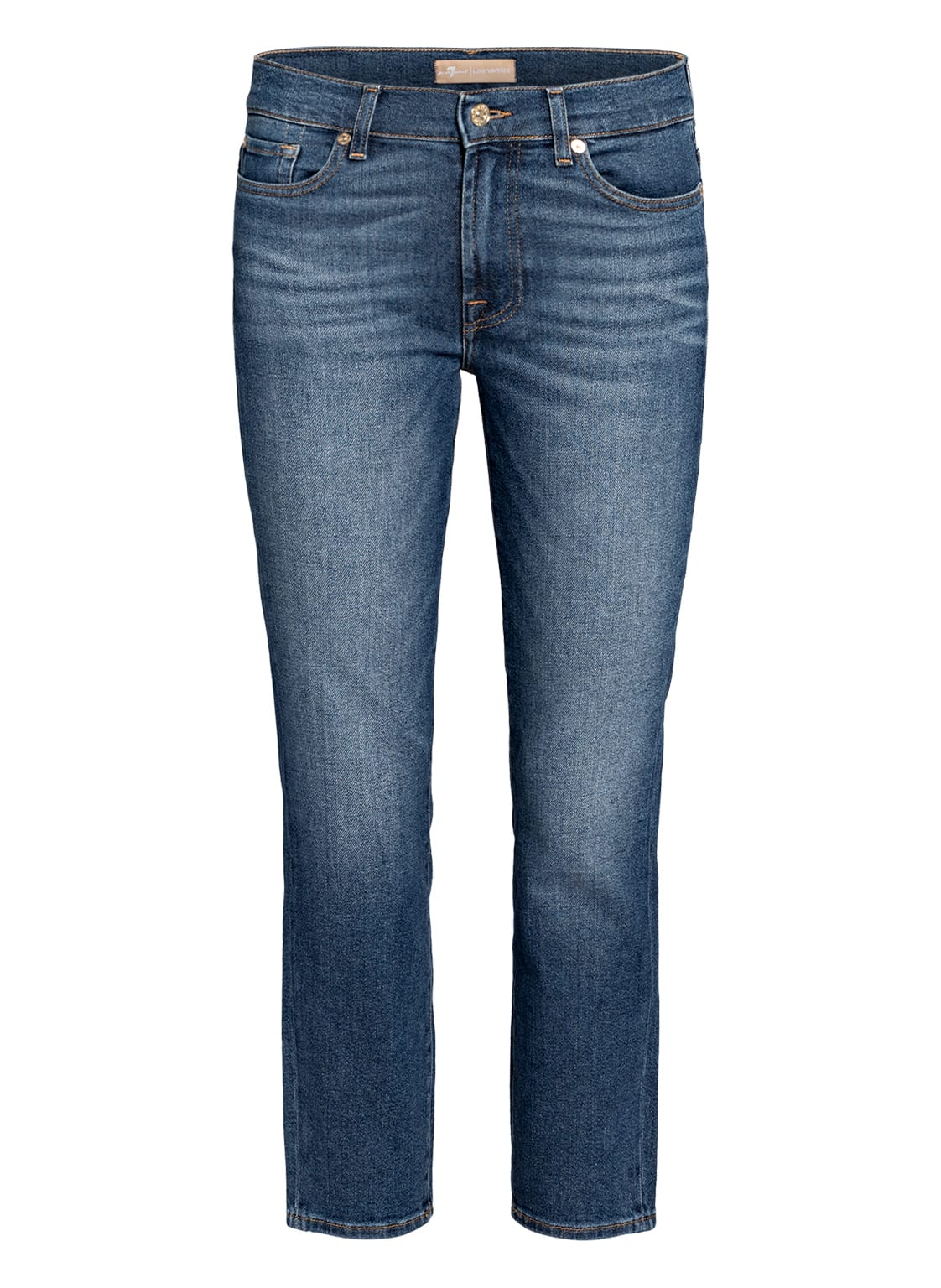 Image of 7 For All Mankind 7/8-Jeans Roxanne Ankle blau