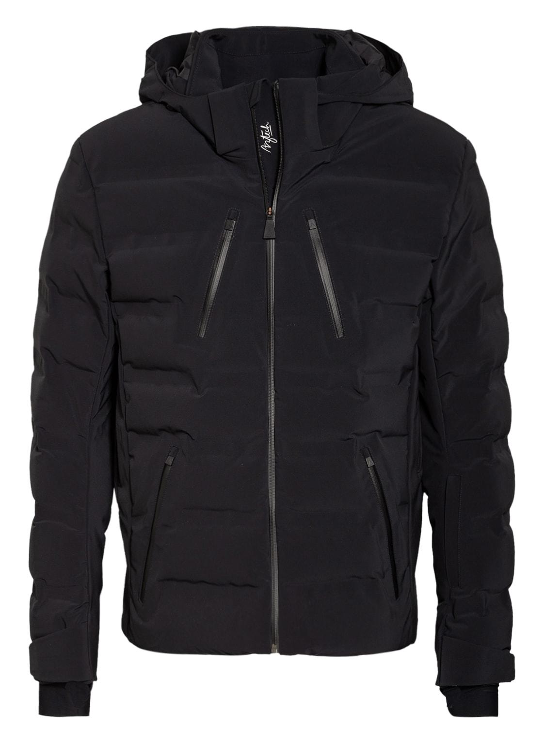 Image of Aztech Mountain Daunen-Skijacke Nuke Suit schwarz