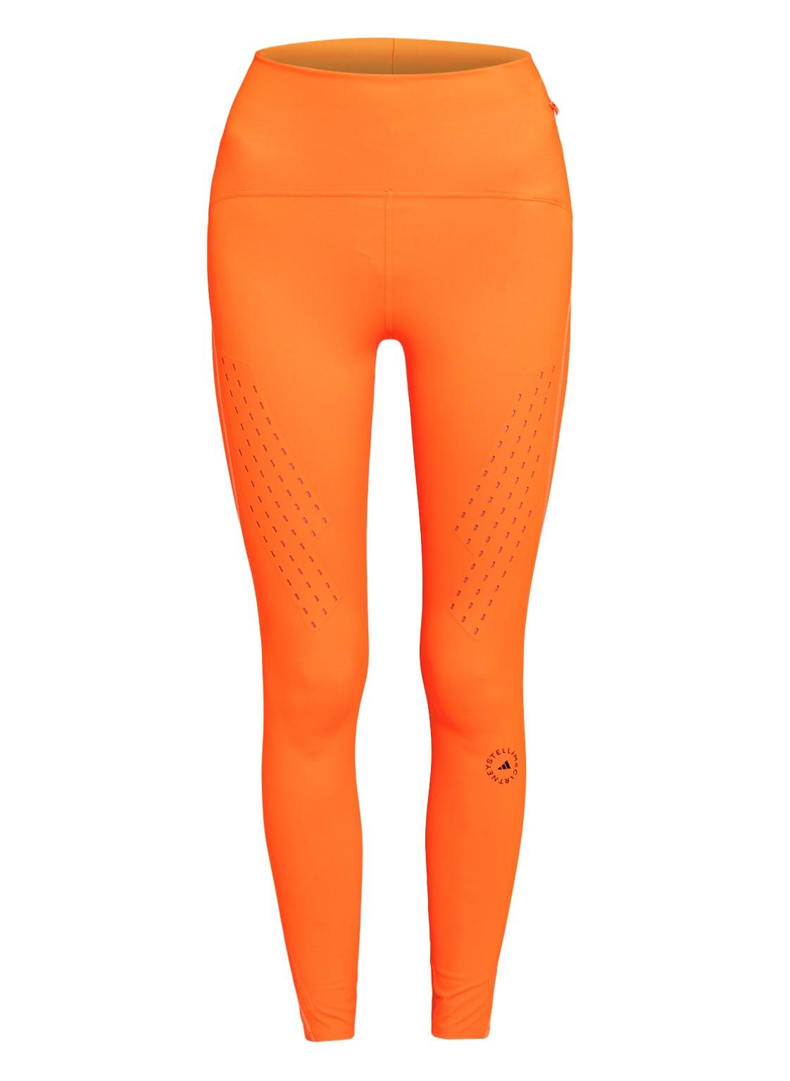 Image of Adidas By Stella Mccartney Tights Truepurpose orange