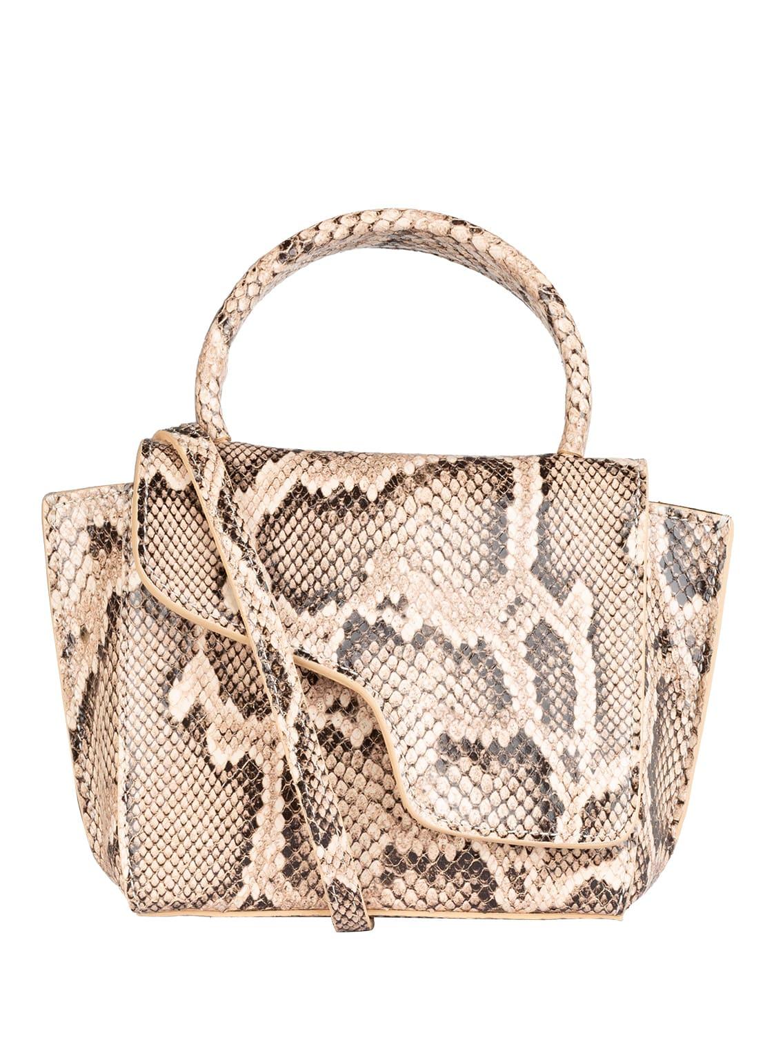 Image of Atp Atelier Micro Bag Montalcino beige