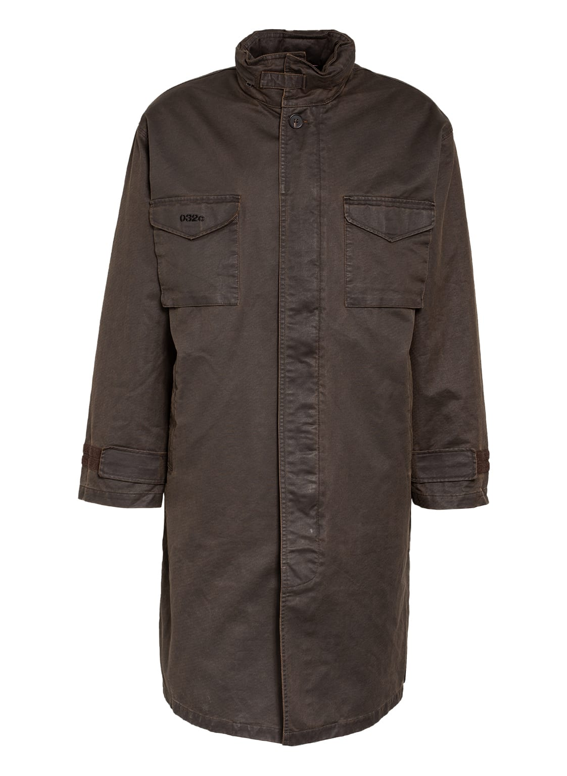 Image of 032c 2-In-1-Parka We Come As Friends braun