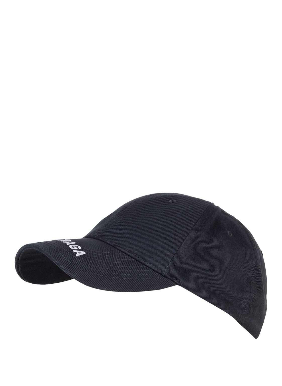 Image of Balenciaga Cap schwarz