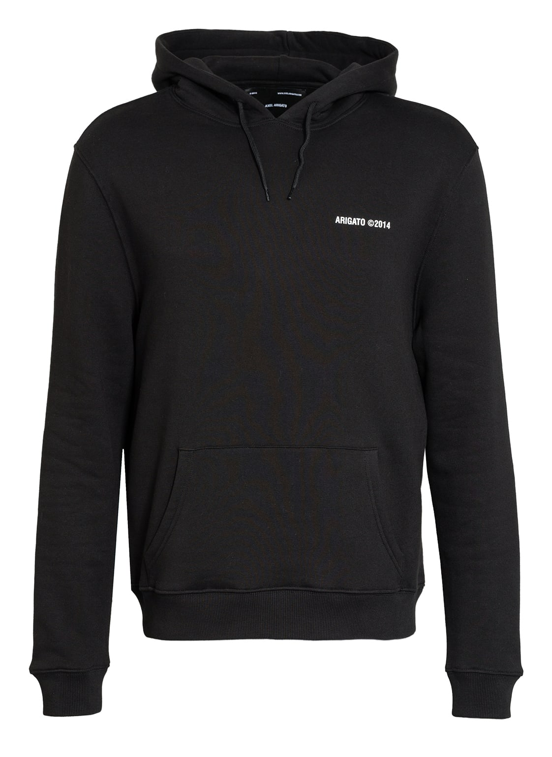 Image of Axel Arigato Hoodie London schwarz