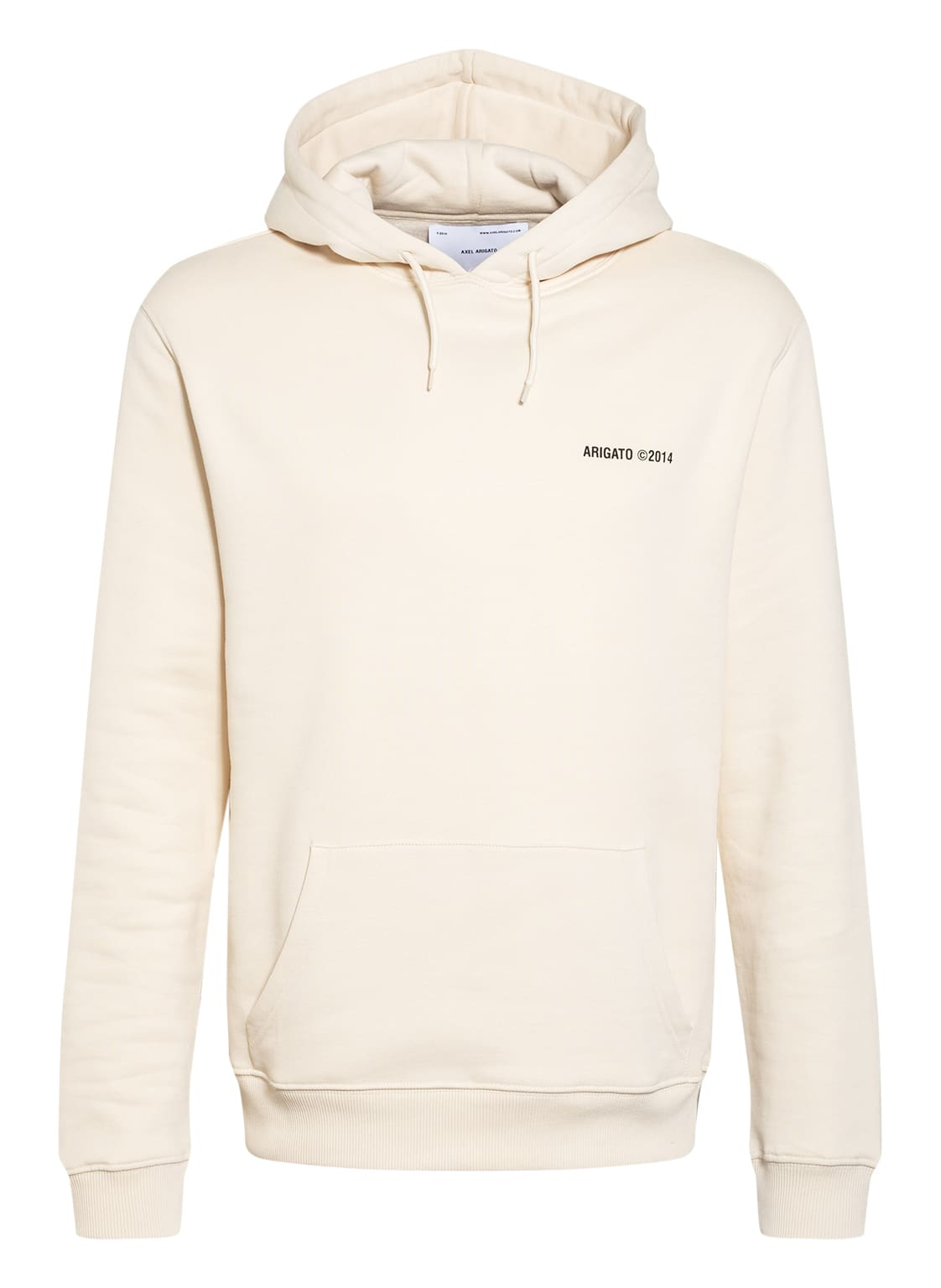 Image of Axel Arigato Hoodie London beige