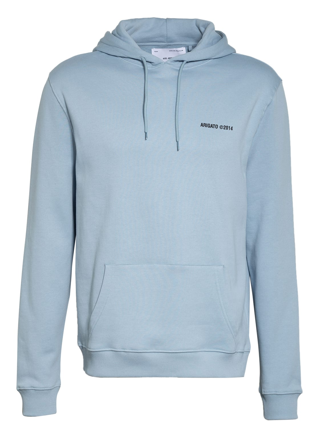 Image of Axel Arigato Hoodie London blau
