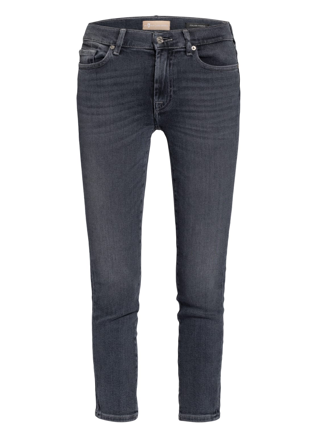 Image of 7 For All Mankind 7/8-Jeans Roxanne Ankle grau