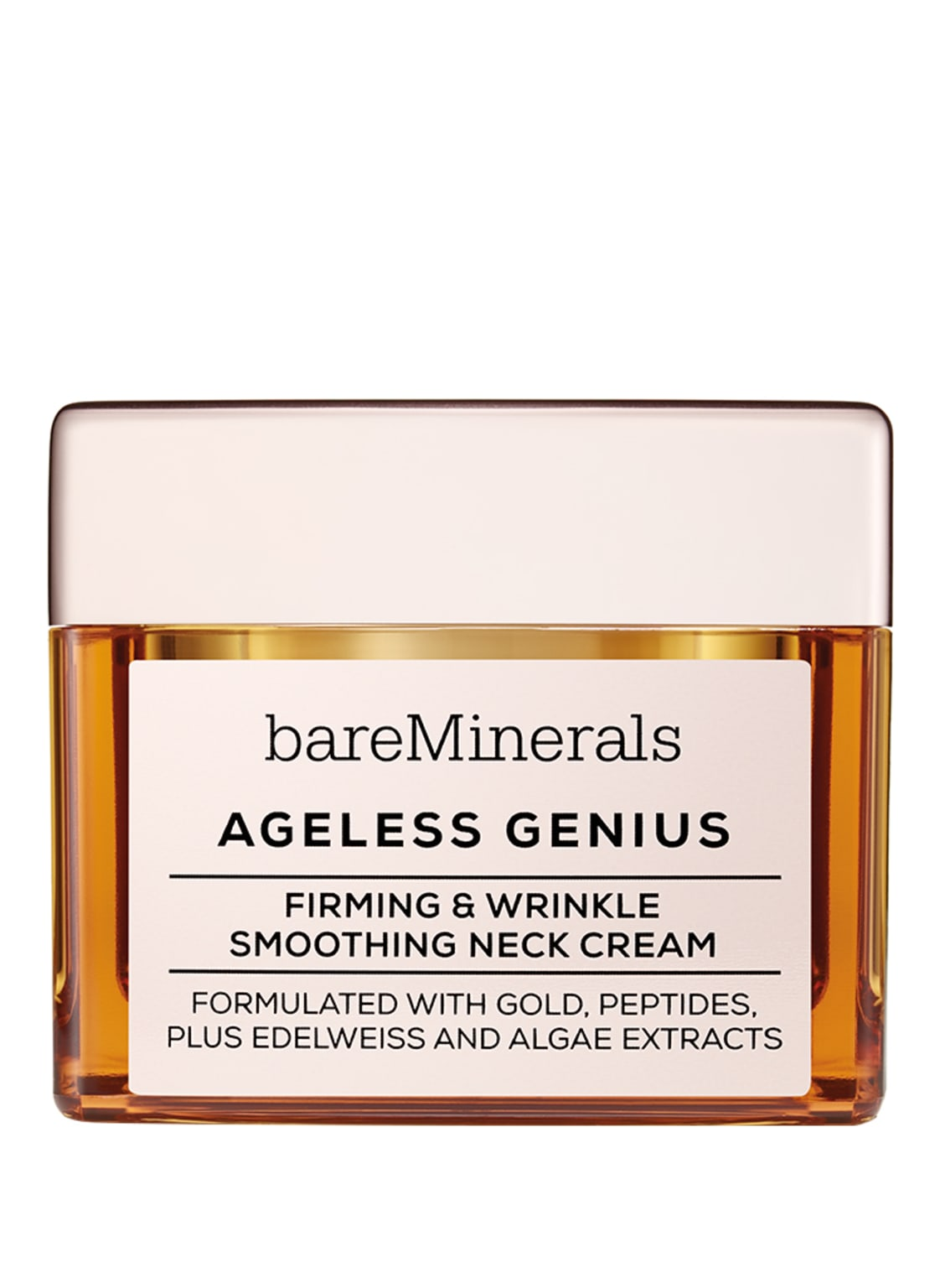 Image of Bareminerals Ageless Genius Firming & Wrinkle Smoothing Neck Cream 50 gr