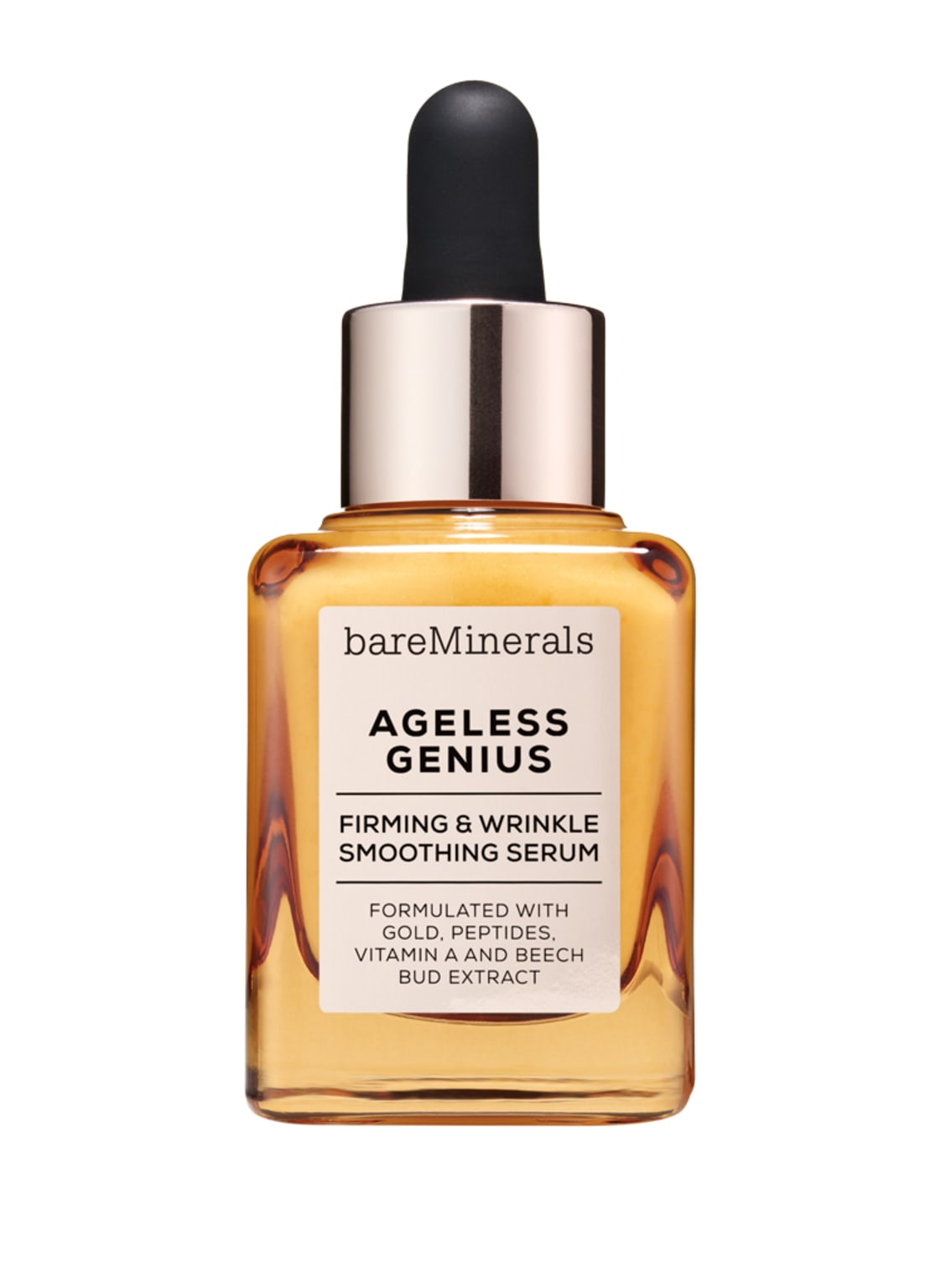 Image of Bareminerals Ageless Genius Firming & Wrinkle Smoothing Serum 30 ml