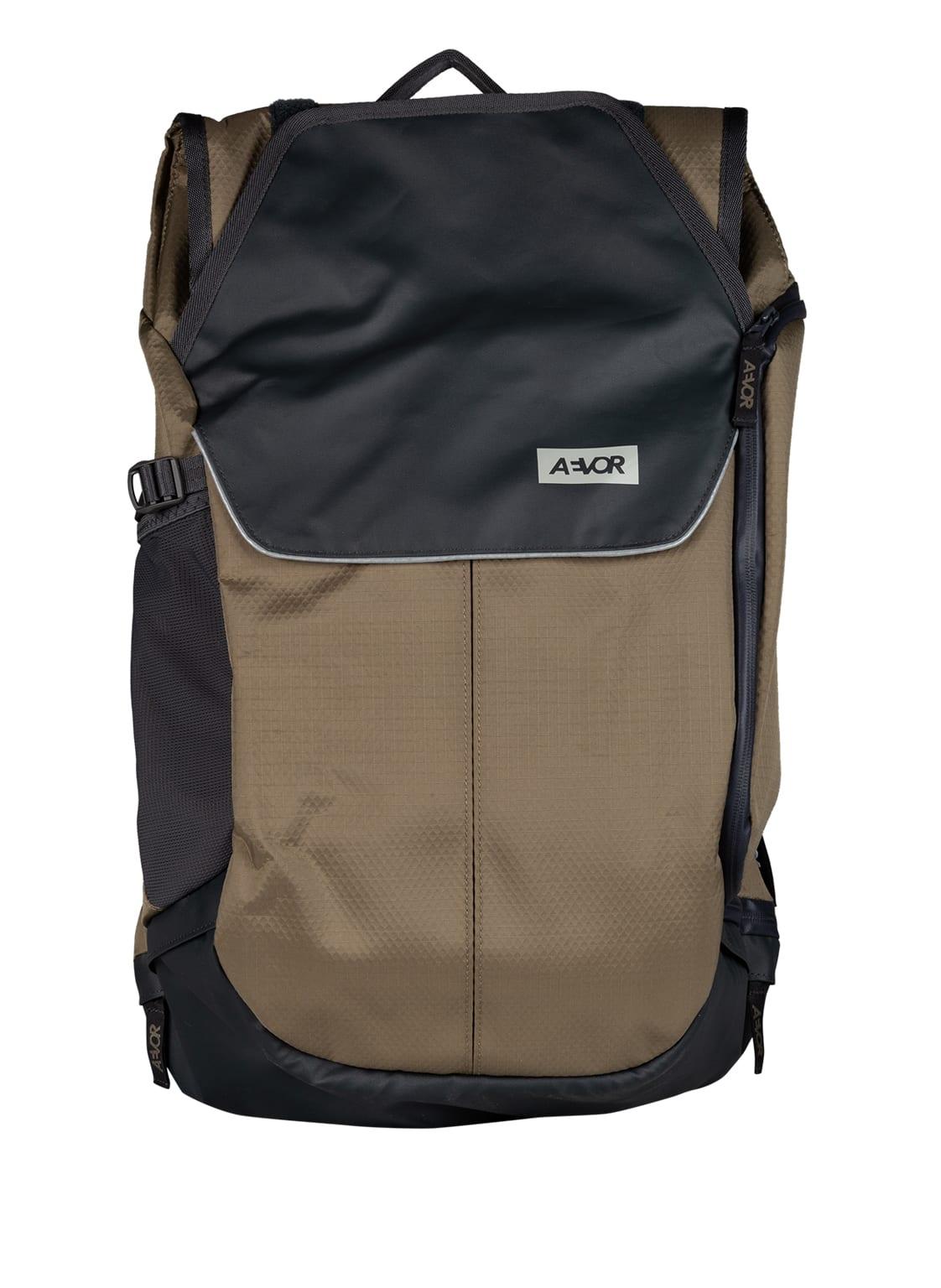 Image of Aevor Rucksack Bike Pack 18 L (Erweiterbar Auf 24 L) Mit Laptop-Fach gruen