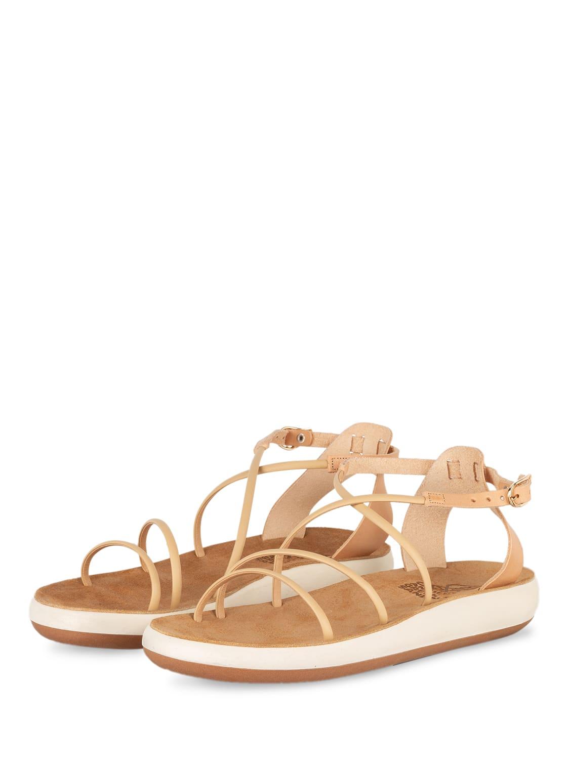 Image of Ancient Greek Sandals Sandalen Anastasia Comfort braun