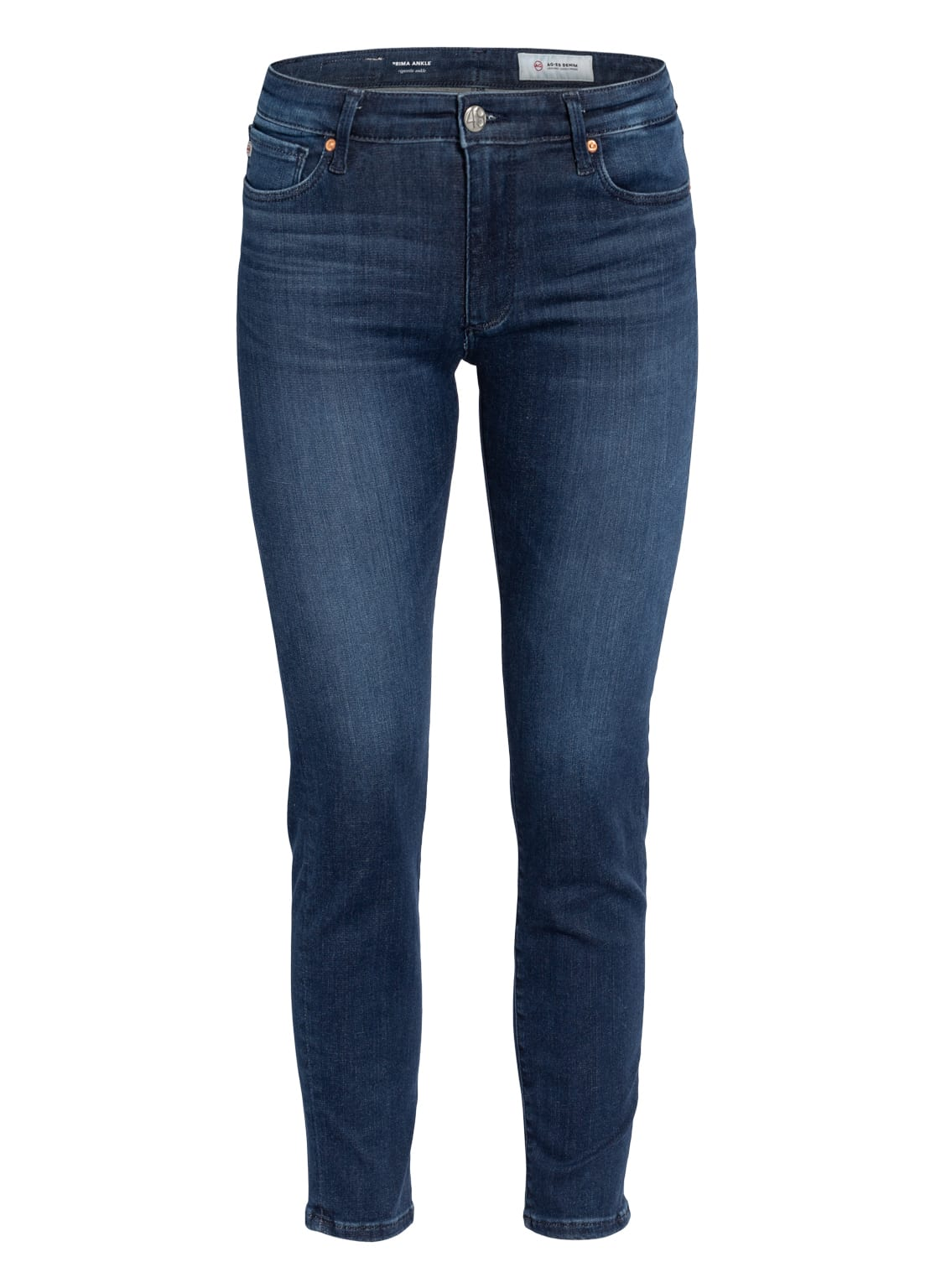 Image of Ag Jeans 7/8-Jeans Prima blau