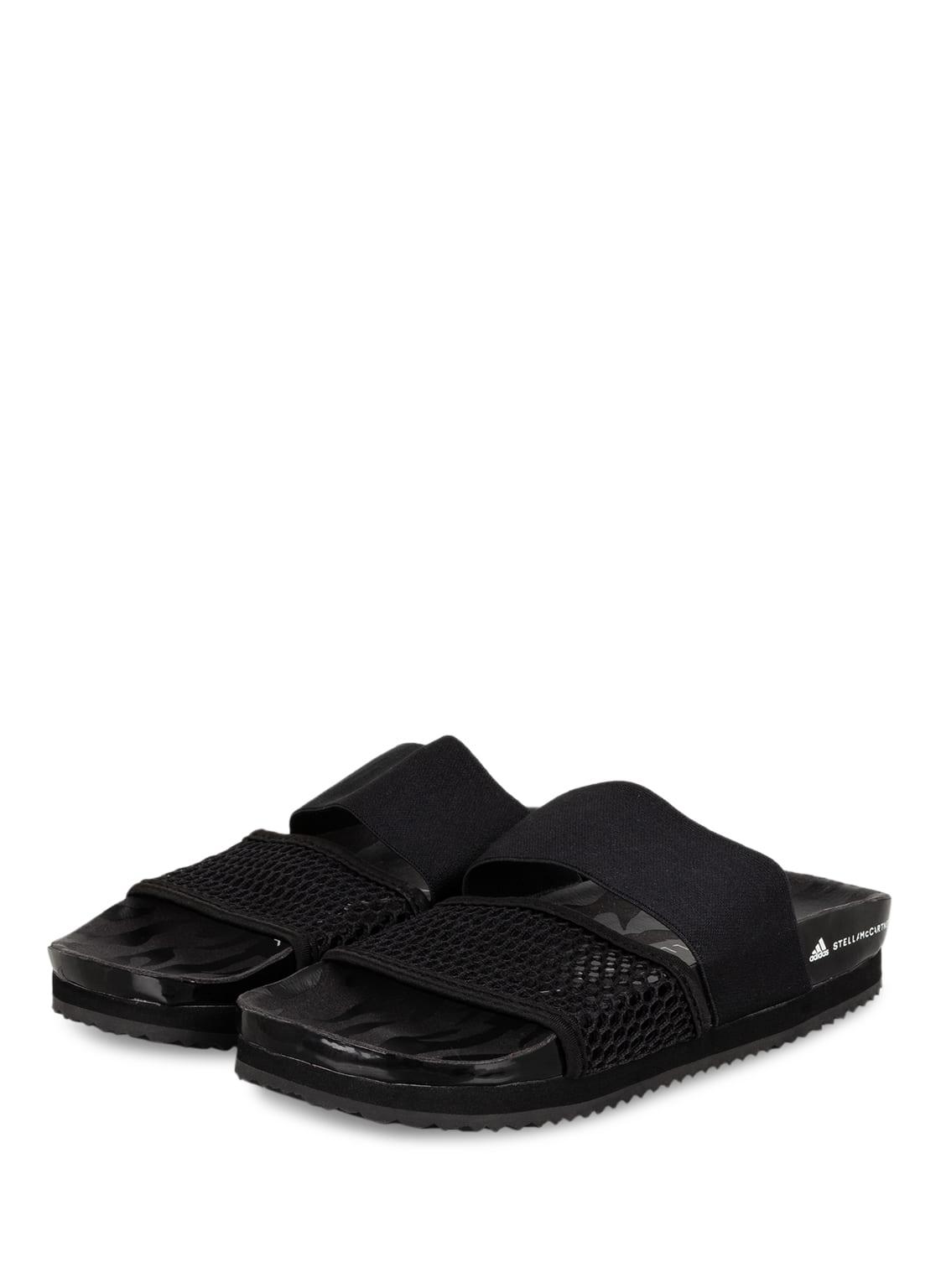 Image of Adidas By Stella Mccartney Pantolette Lette schwarz