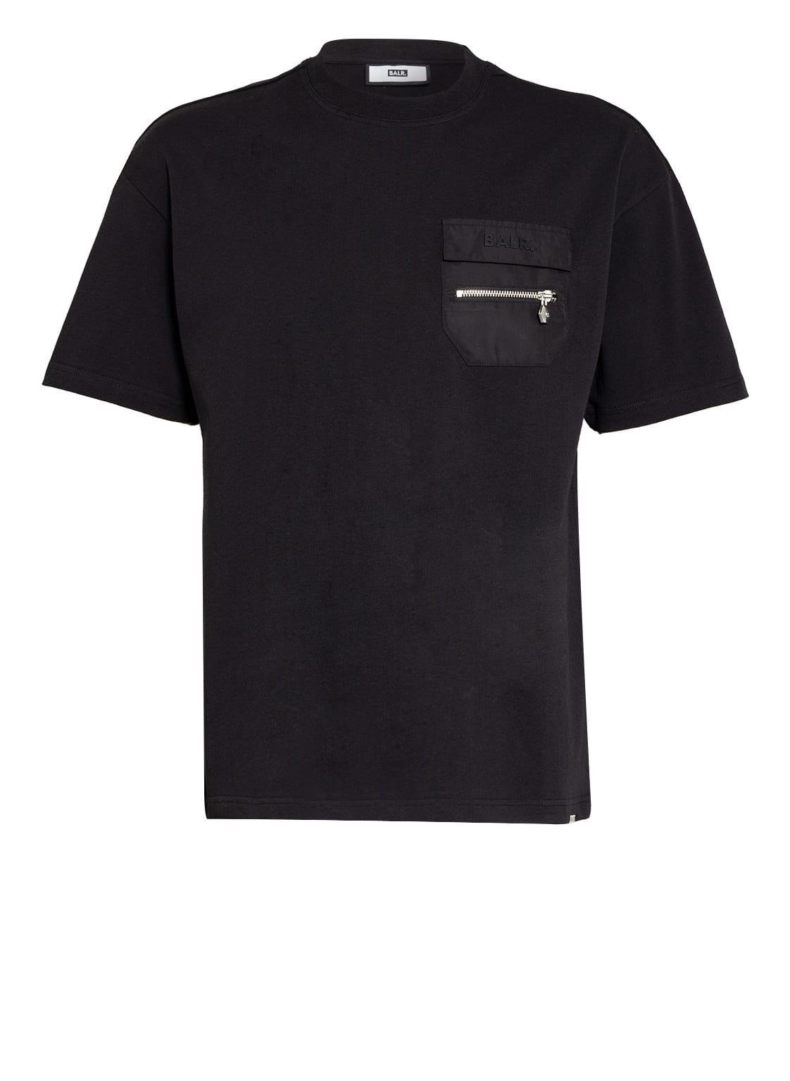 Image of Balr. T-Shirt schwarz