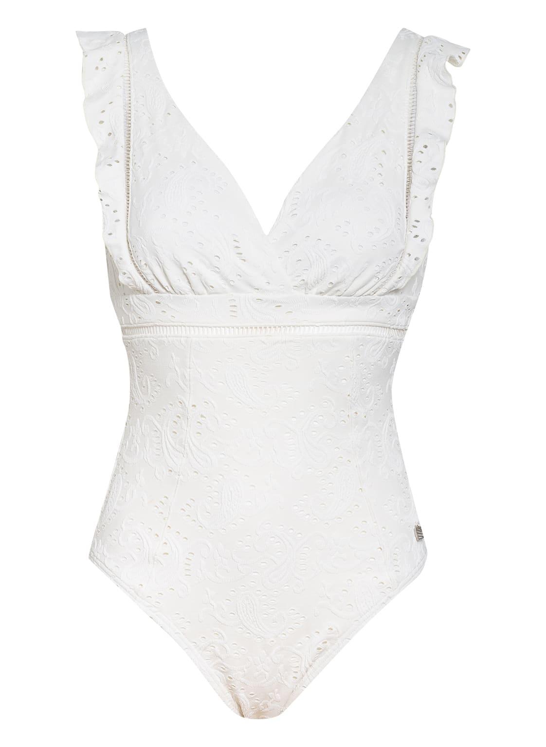 Image of Beachlife Badeanzug Blanc De Blanc weiss
