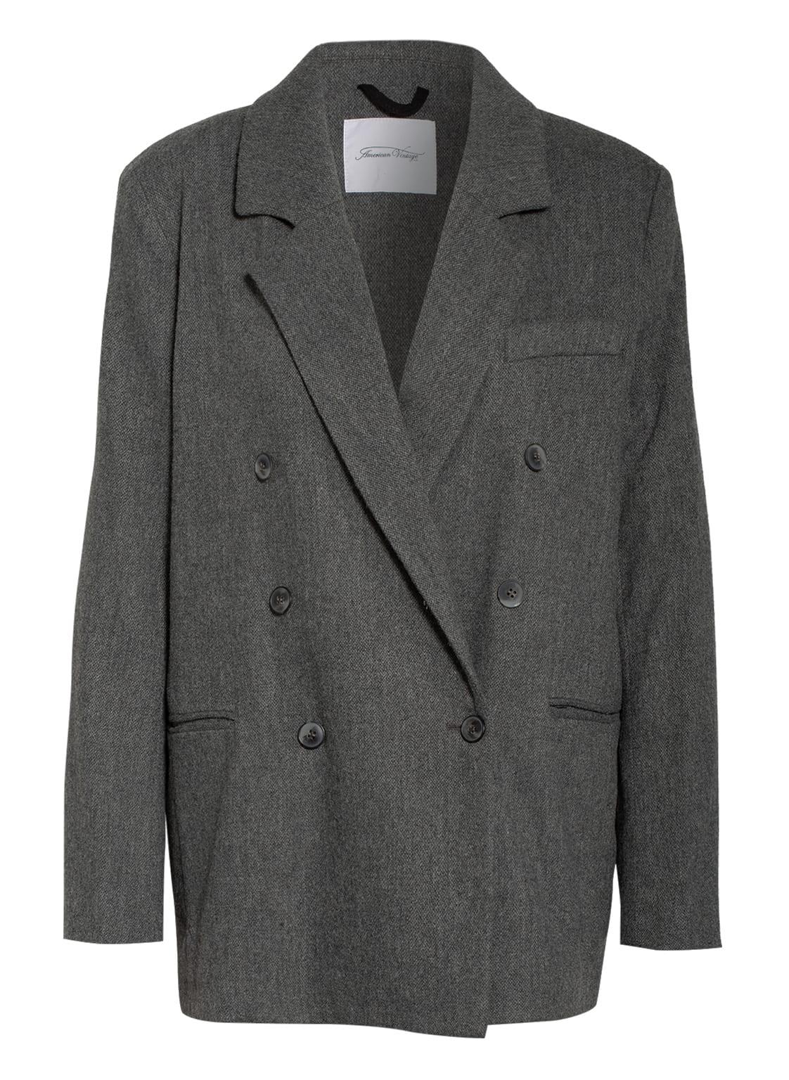 Image of American Vintage Blazer grau