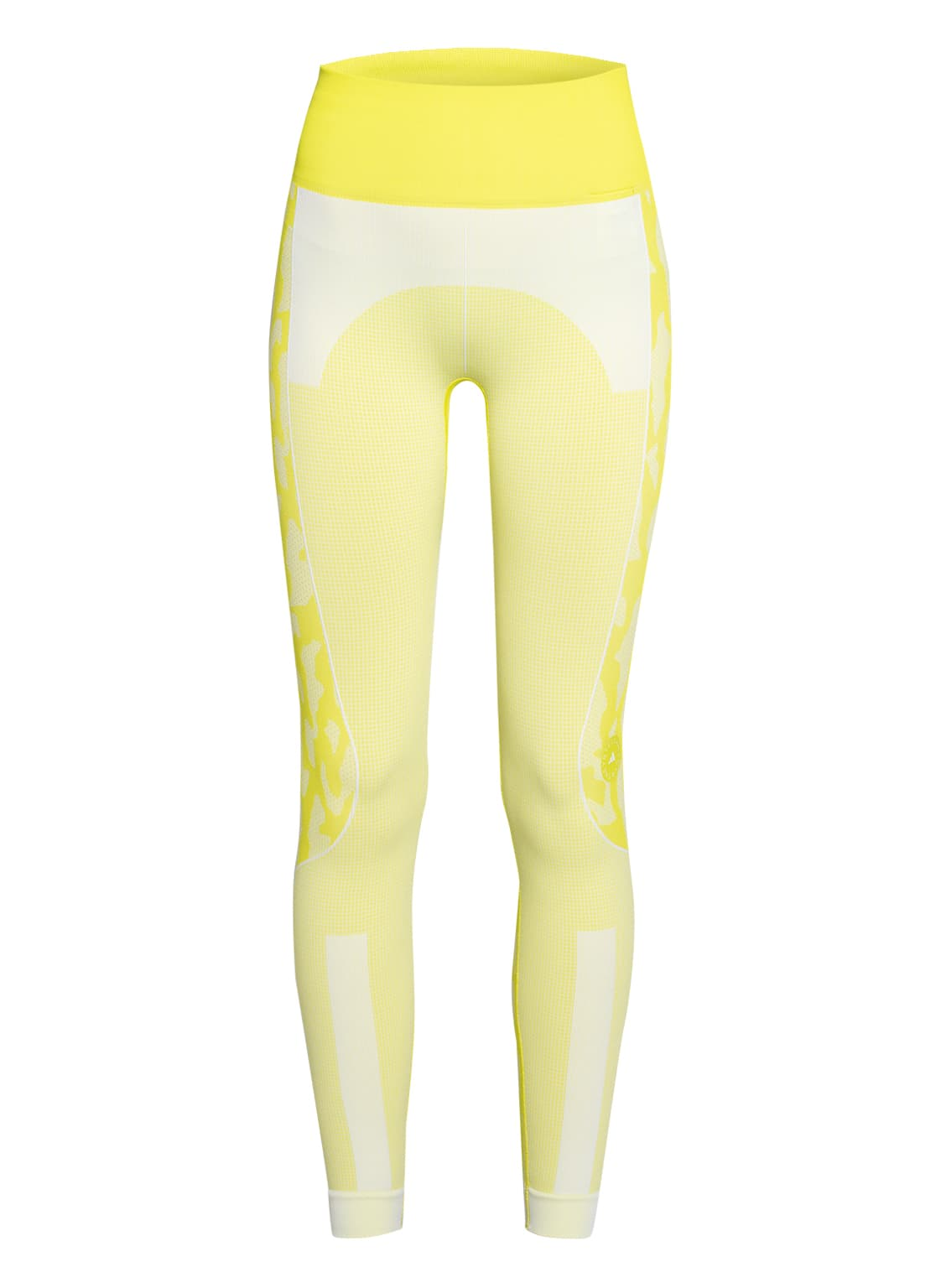 Image of Adidas By Stella Mccartney 7/8-Tights Truepurpose gelb