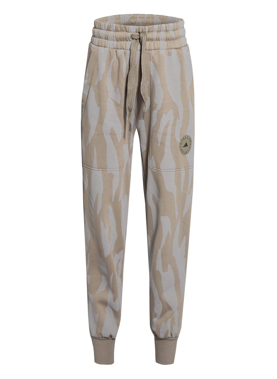 Image of Adidas By Stella Mccartney Sweatpants Sportswear College grau