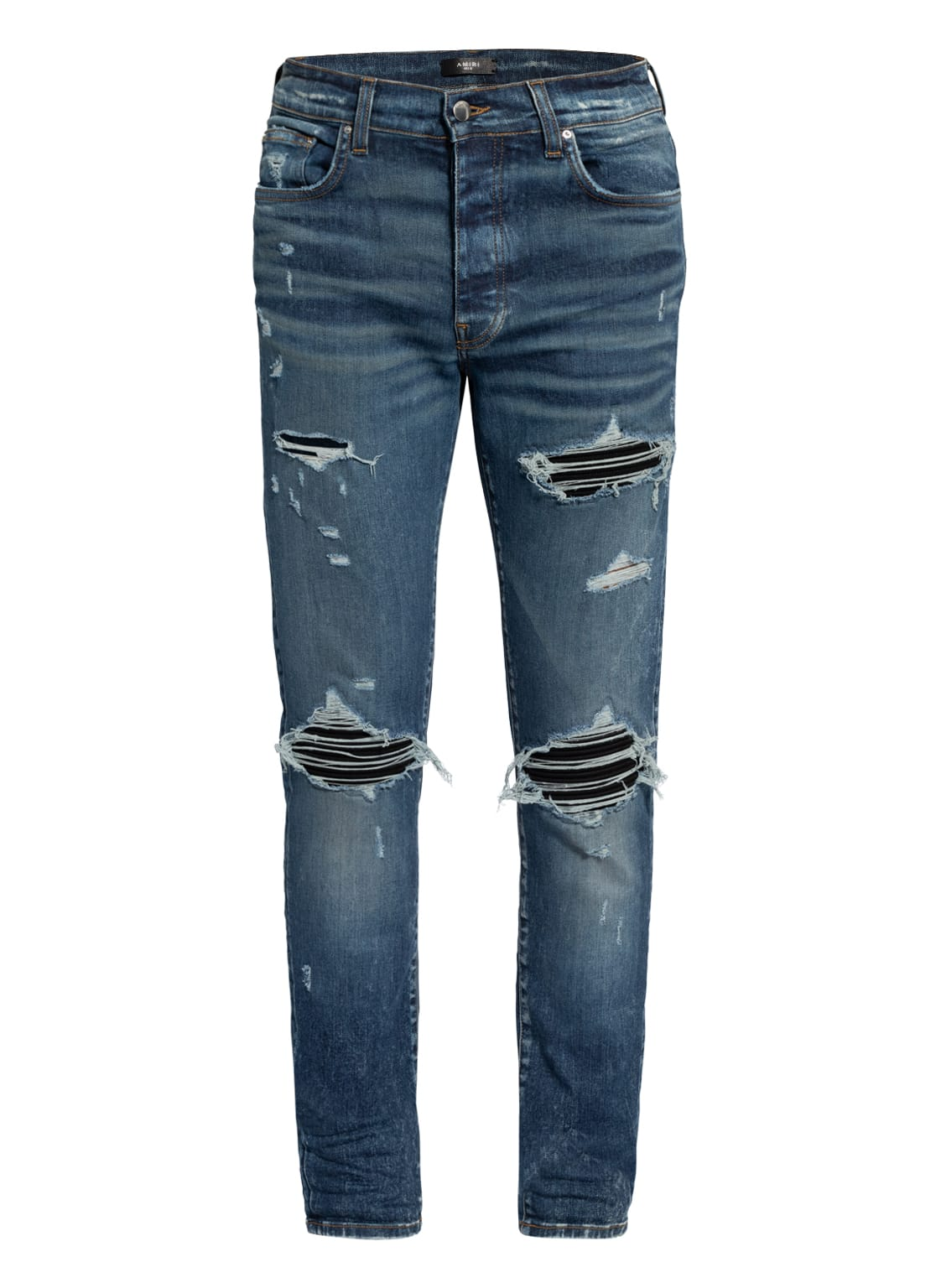 Image of Amiri Jeans mx1 Skinny Fit blau