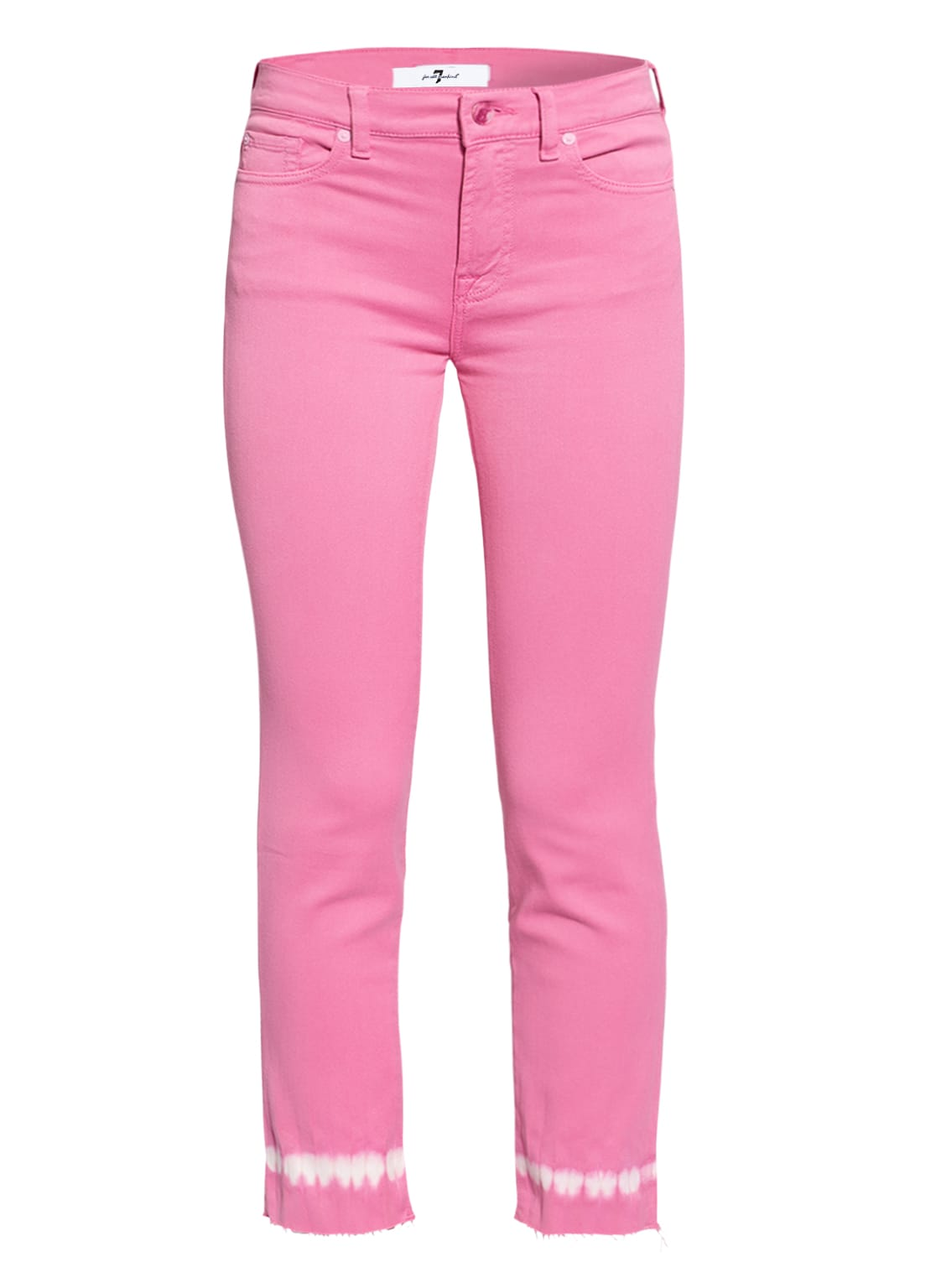 Image of 7 For All Mankind 7/8-Jeans Roxanne pink