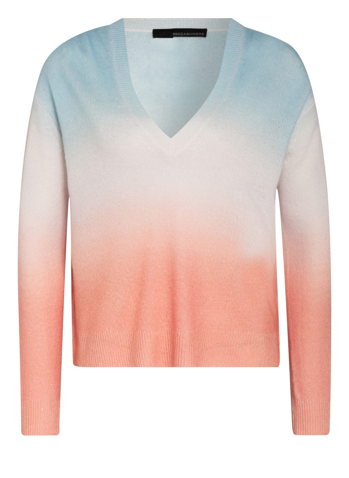 Image of 360cashmere Cashmere-Pullover Kora weiss