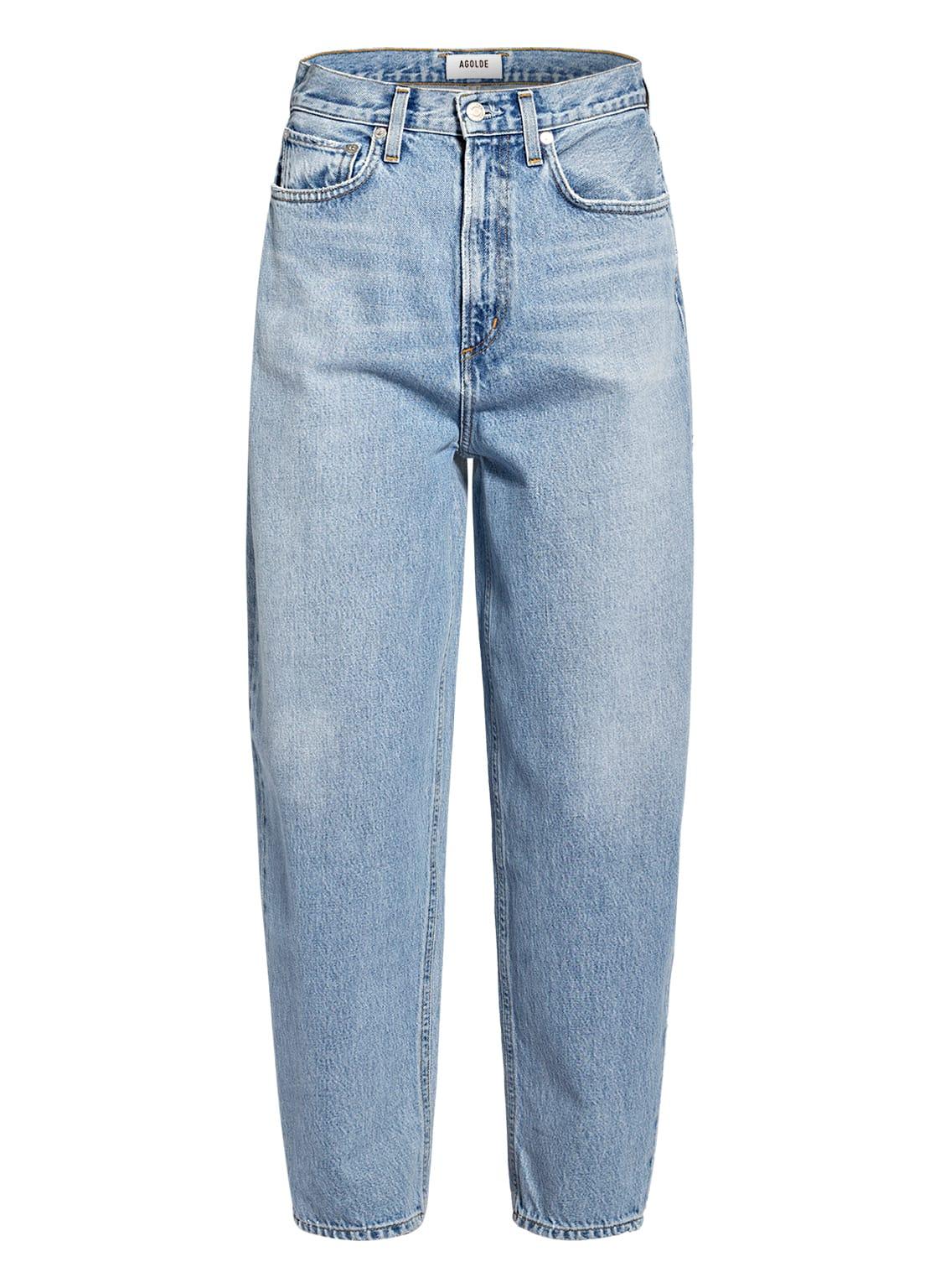 Image of Agolde Jeans 90s Pinch Waist blau