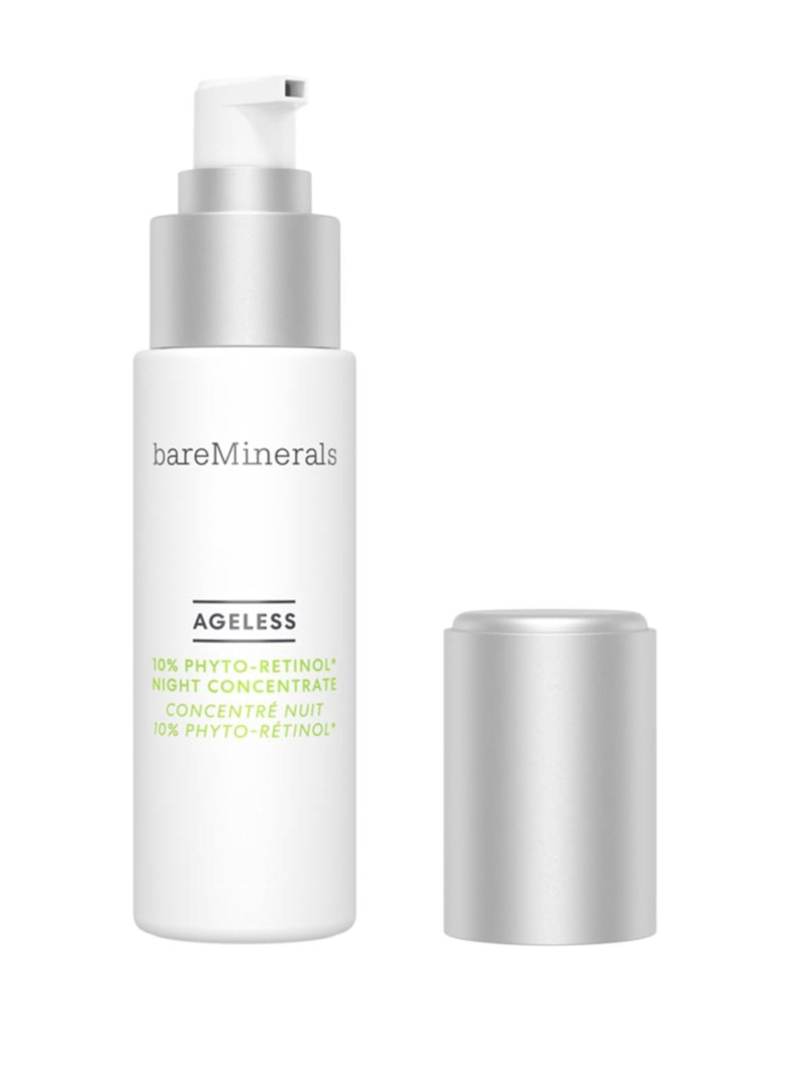 Image of Bareminerals Ageless 10% Phyto-Retinol Night Concentrate 30 ml