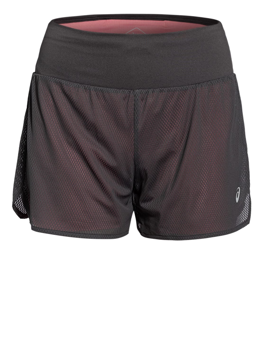 Image of Asics 2-In-1-Laufshorts Ventilate grau