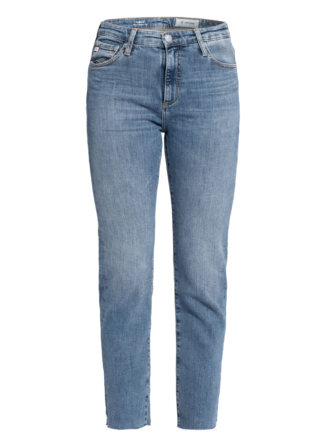 Image of Ag Jeans 7/8-Jeans Isabelle blau