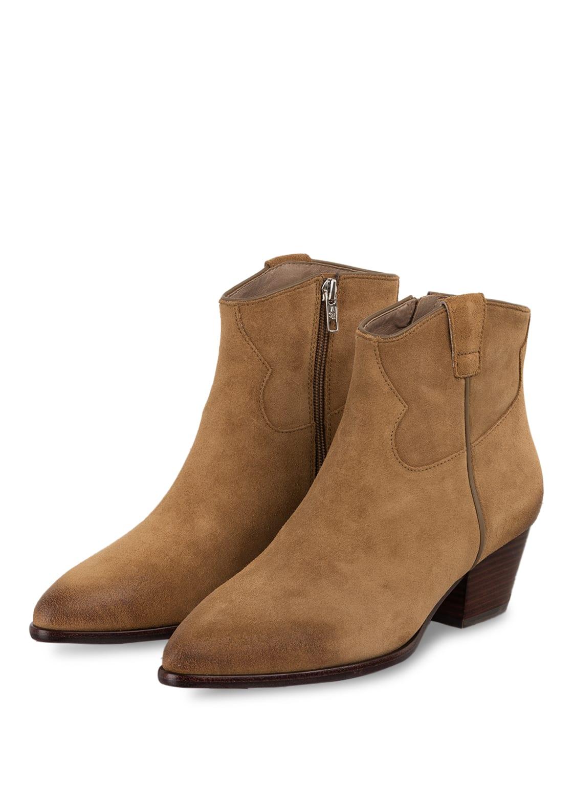 Image of Ash Cowboy Boots Houston beige