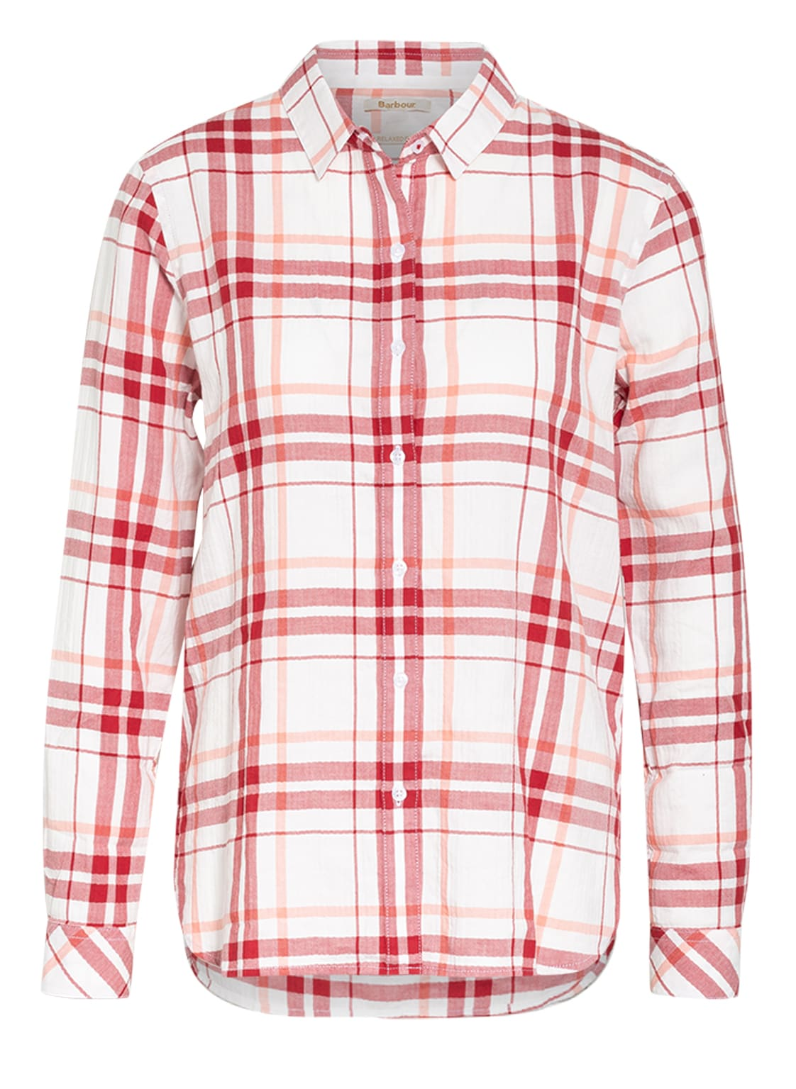 Image of Barbour Bluse rot