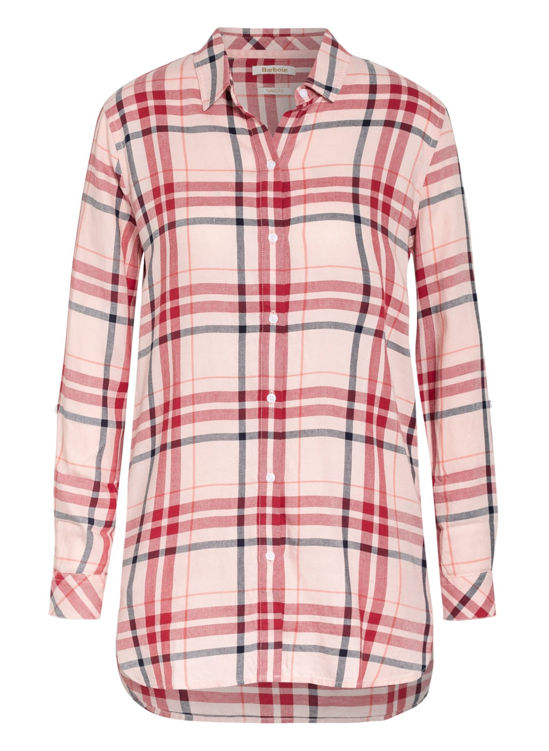 Image of Barbour Bluse rosa