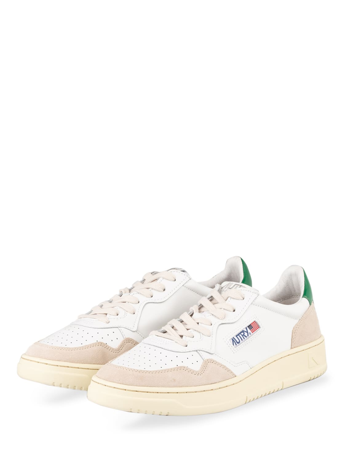 Image of Autry Sneaker weiss