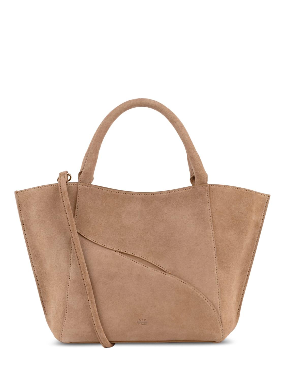 Image of Atp Atelier Handtasche Galatina beige