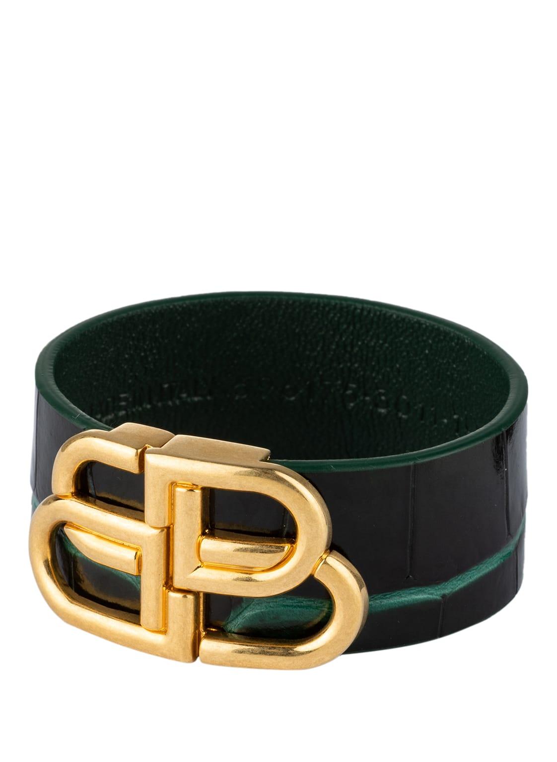 Image of Balenciaga Armband gruen