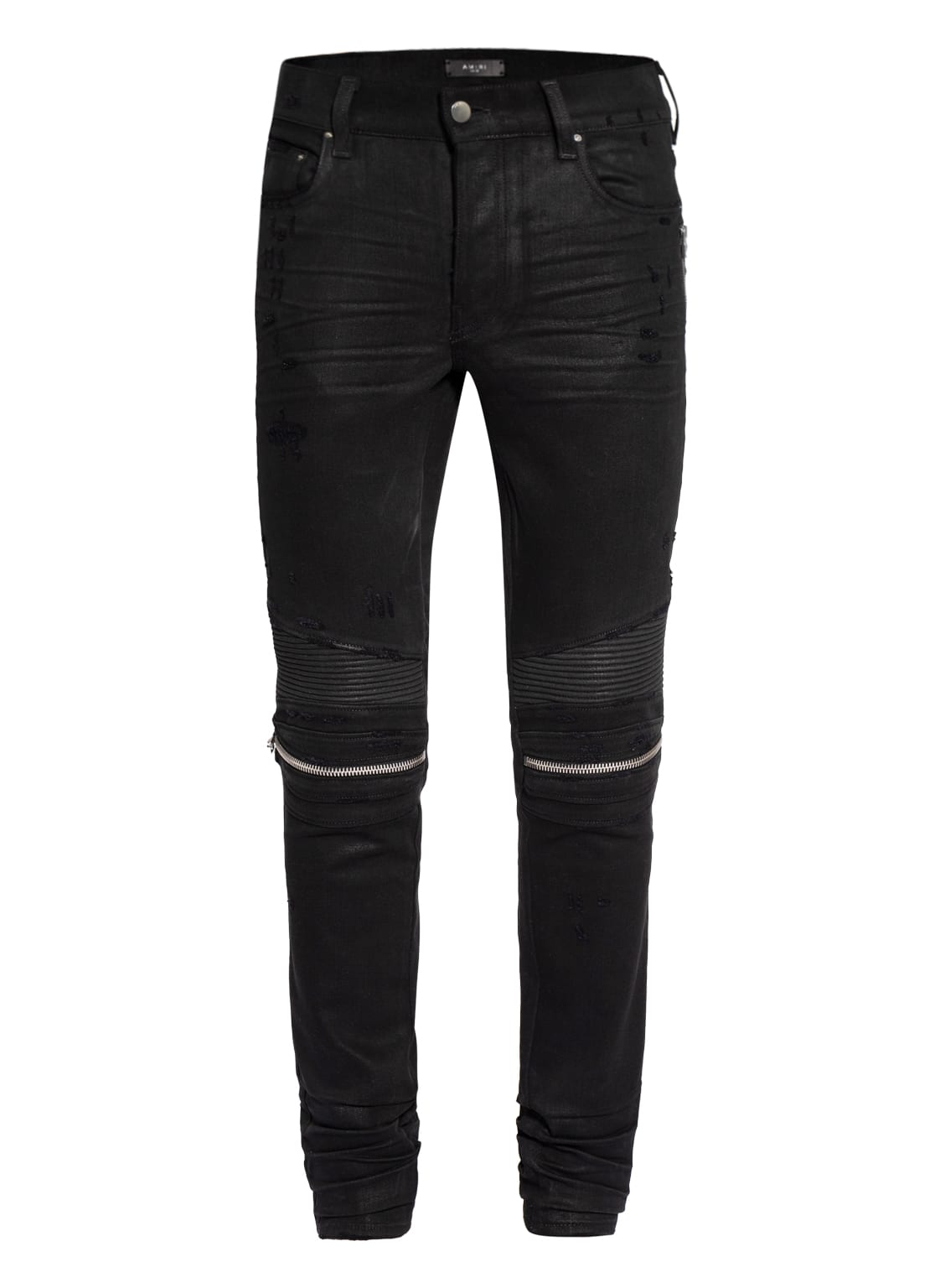 Image of Amiri Jeans Extra Slim Fit schwarz